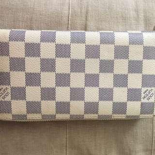 Pre loved Louis Vuitton zippy purse