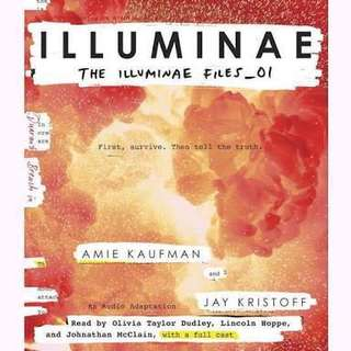 Illuminae Audible Audiobook