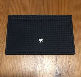 Mont Blanc Card Holder 全新