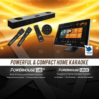 [Mother's Day] Home Karaoke Singapore