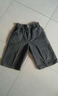 Celana pendek anak size 140