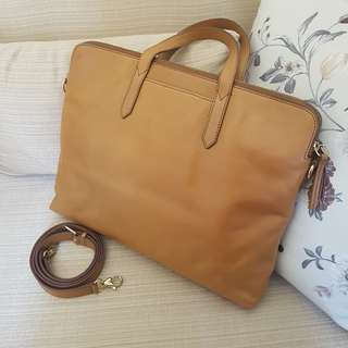 Fossil Laptop & Document Bag