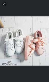 PO Ribbon Casual Shoes