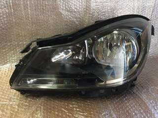 Original Headlight for C200 w204 (facelifted)