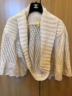 🚚 Catherine Malandrino毛衣外罩