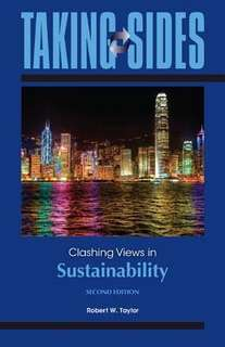 Taking sides: Clashing views on Sustainability