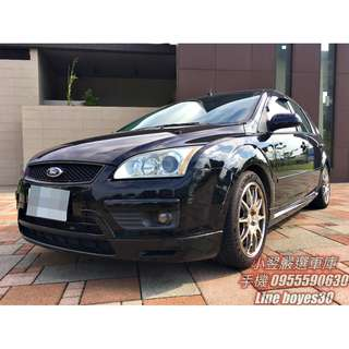 《2007 Ford Focus 5D 2.0》