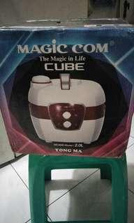Magic Com Cube