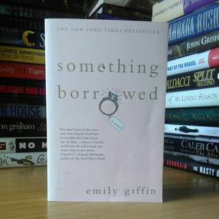 something borrowed - emily griffin