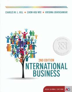 International Business: Asia Global Edition