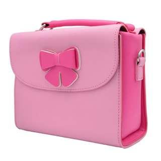 Instax Mini Bag Pink Flower