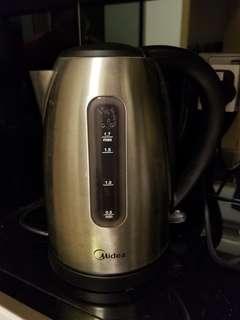 Midea 電熱水壺 Electric Kettle 1.7L