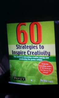 60 strategies to inspire creativity