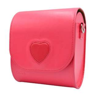Instax Mini Bag Pink Love