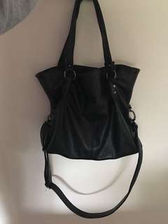 Jo Mercer black bag