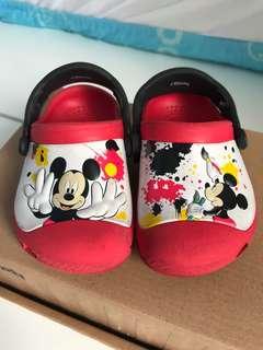 二手Crocs 膠鞋