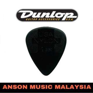 Jim Dunlop 44B1.0 Nylon Guitar Pick