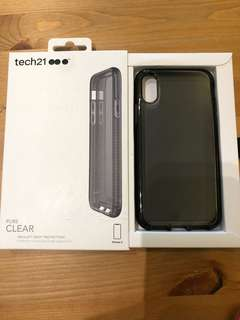 Tech21 protector for iphoneX
