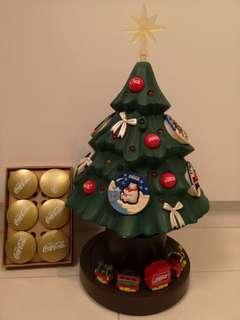 可樂聖誕樹