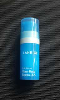 New 10ml Laneige Water Bank Essence EX