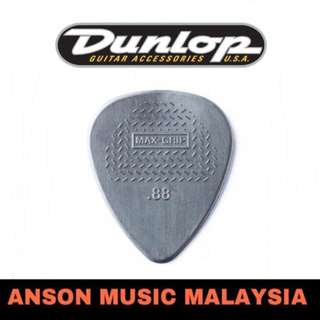 Jim Dunlop 449B.88 Max-Grip Standard Guitar Pick