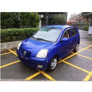 起亞 歐洲星 藍 1.1 自排 2005 拉風頂級款