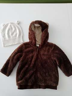Baby Winter clothes bundle 9-12 months 80 cms