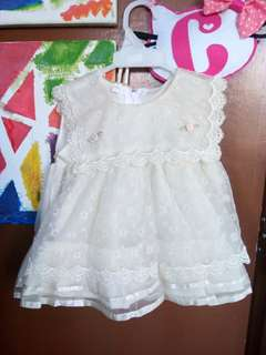 Baby dress (baptismal)