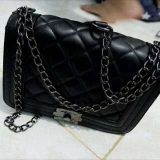 Chanel Black Not Ori