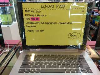 Laptop Lenovo IP 320 Promo Kredit Bunga 0%