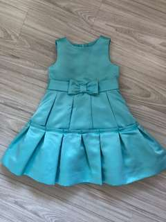 Janie and jack dress size 2t good used condition