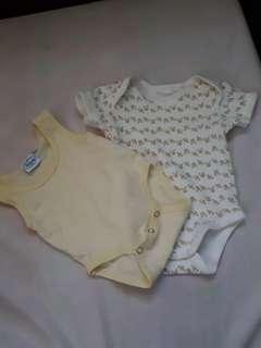 Buy 1 get 1 baby onesies 🐥