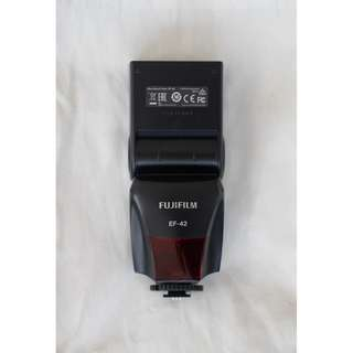Fujifilm Shoe Mount Flash EF-42
