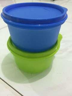 Ricebowl Tupperware