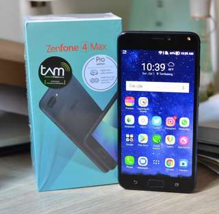 Kredit Asus Zenfone 4 Max Pro
