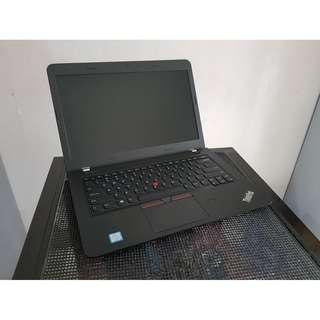 Lenovo Thinkpad E460 14inch i5 6gen 1tbhdd 4gbram