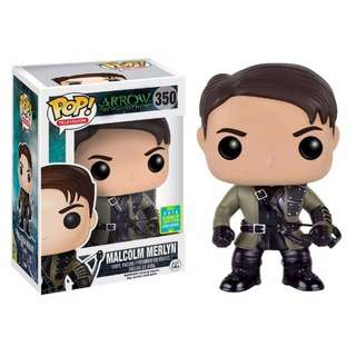 Malcolm Merlyn Funko Pop Arrow SDCC Figure (Summer Convention Exclusive)