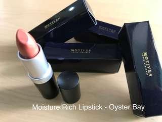 Motives Moisture Rich Lipsticks - Oyster Bay