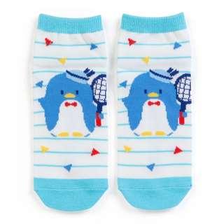 Japan Sanrio Tuxedosam Sneaker Socks (tennis)