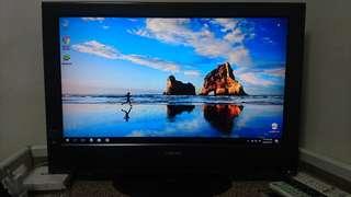 自取 CHIMEI 32型液晶電視 顯示器