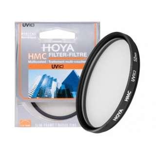 Hoya Slim Frame Filter for Various Sizes (BRAND NEW)