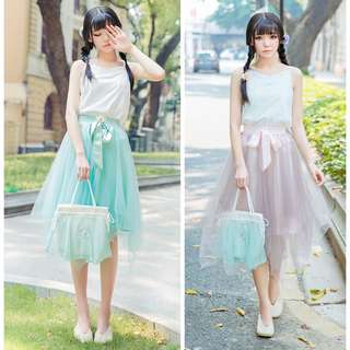 Spring Dress (Two pieces)