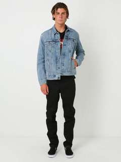 LEVIS Trucker Jacket in Icy Denim M
