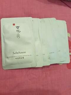 Sulwhasoo exfoliate gel