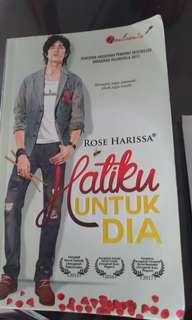Malay novel: Hatiku Untuk Dia