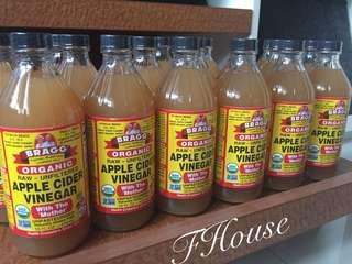 100% Original Bragg Apple Cider Vinegar 473ml