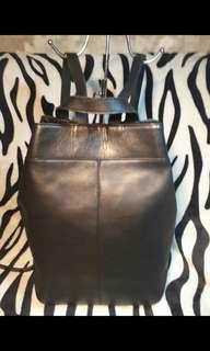 Sisley pure lambskin Backpack
