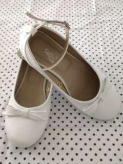 Sugar Kids White Shoes