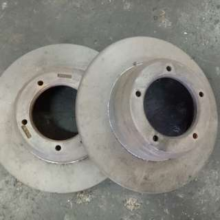 Range rover disc rotor ( original) Front Disc Brake Rotor suitable for Range Rover Classic, Discovery 1, Defender -Vented