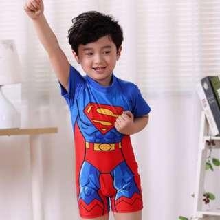 3 for $30 superman swimwear (preorder)
